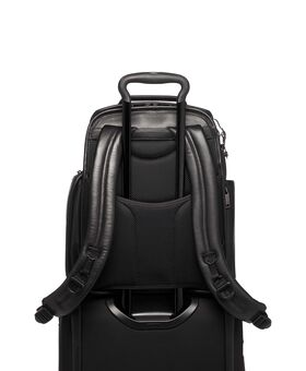 Skórzany kompaktowy plecak na laptop Alpha 3