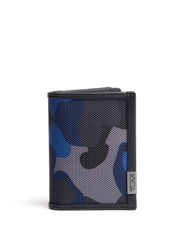 Alpha Alpha Slg GUSSETED CARD CASE