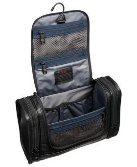 Hanging Leather Travel Kit Alpha 2