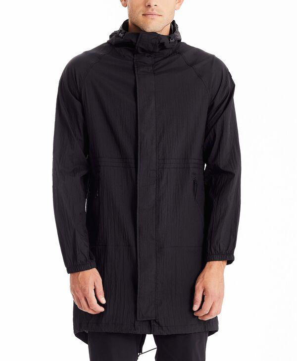 TUMIPAX Outerwear Męski składany płaszcz przeciwdeszczowy