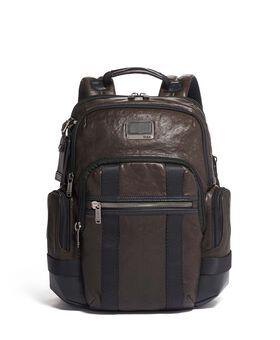 Skórzany plecak Nathan Alpha Bravo