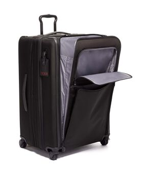 Średnia walizka z poszerzeniem na 4 kołach Alpha 3