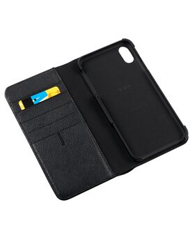 Etui z klapką iPhone XS Max Mobile Accessory