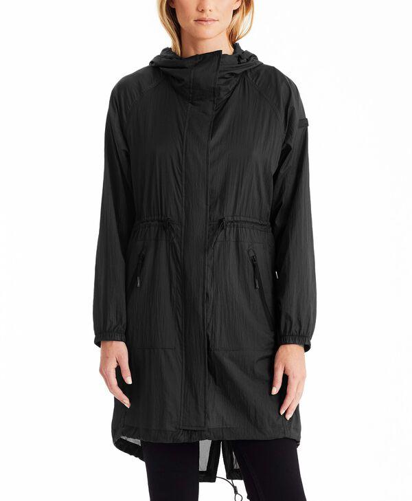 Outerwear Womens Damski składany płaszcz przeciwdeszczowy