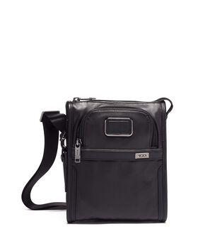 Pocket Bag Small Leather Alpha 3