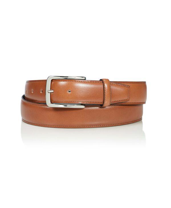 Belts Skórzany pas dwustronny 42