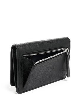 Mały portfel kopertowy Slim Belden