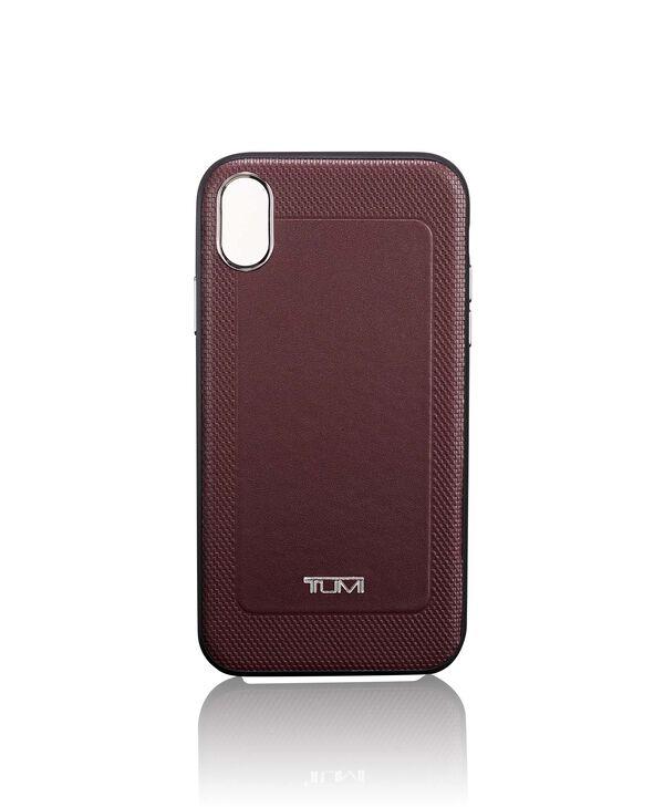 Mobile Accessory Skórzane etui iPhone XS/X