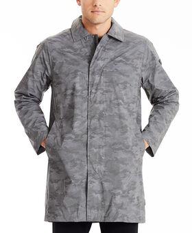 Męski odblaskowy płaszcz przeciwdeszczowy S TUMIPAX Outerwear
