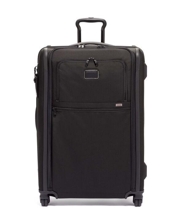 Alpha 3 Średnia walizka z poszerzeniem na 4 kołach