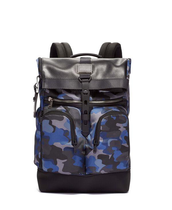 Alpha Bravo London plecak Roll-Top