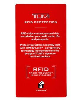 TUMI ID Lock™ Slim Card Case Monaco