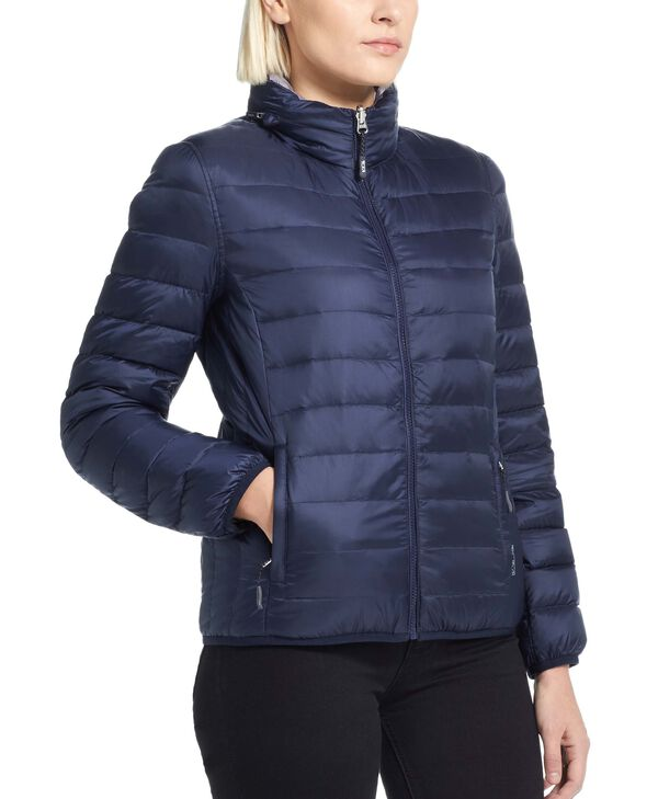 Outerwear Womens Clairmont Reversible Packable Puffer Jacket S