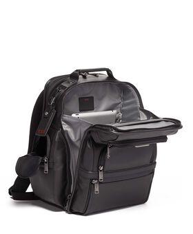 TUMI T-Pass® Skórzana teczka biznesowa Alpha 3