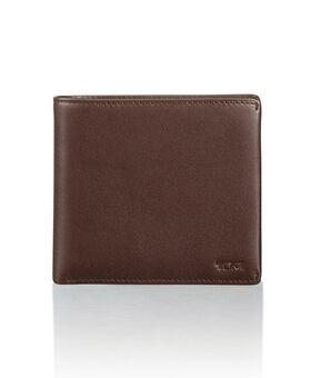 Global Center Flip Coin Wallet Nassau